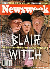 a summary of the movie blair witch project A crash course in horror is a monthly column by our self-proclaimed horror  movie noob, noémi pomerleau she reviews a classic (or even.