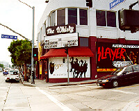 The whiskey on the sunset strip